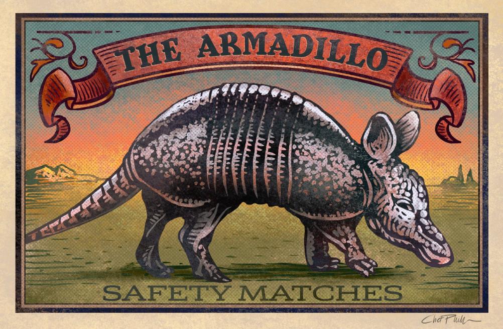 On Armadillos…