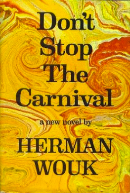 BOOK REVIEW: Don't Stop the Carnival
