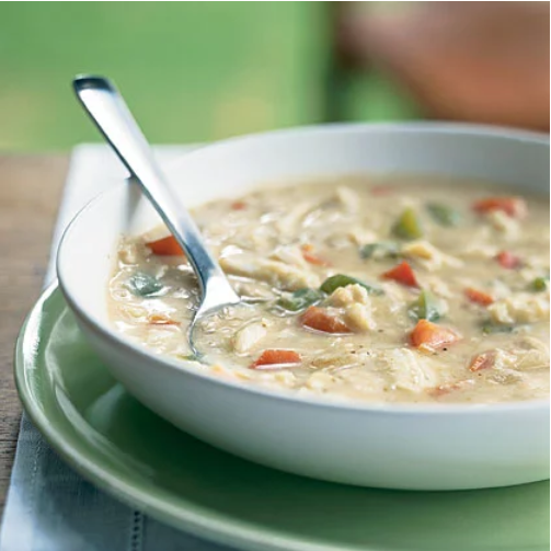 Savannah-style She Crab Soup
