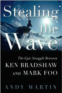 BOOK REVEW: Stealing the Wave