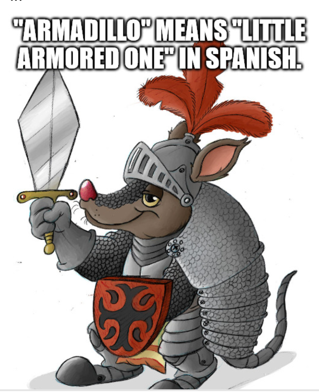 Little Armored One