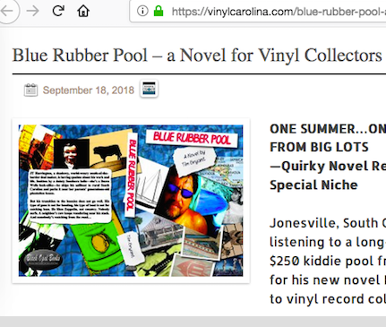 Book for Vinyl Record Collectors.