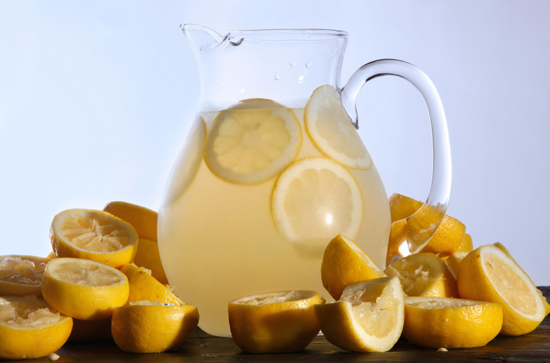 When was the last time you had really good lemonade?