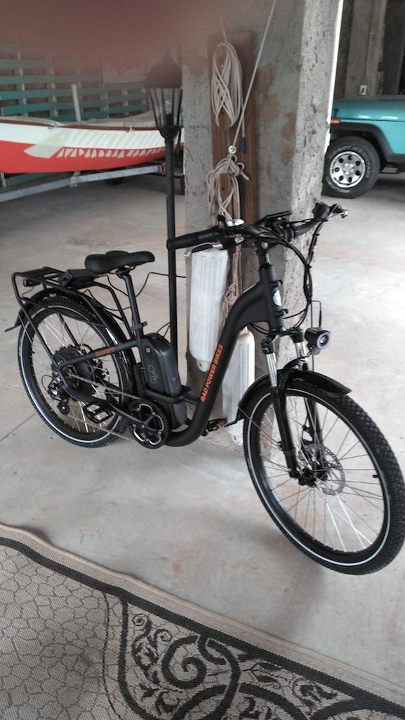 GAME CHANGING BICYCLE