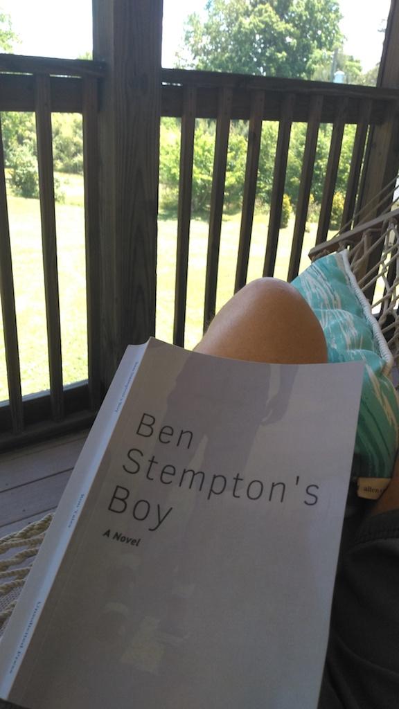 BOOK REVIEW: BEN STEMPTON'S BOY