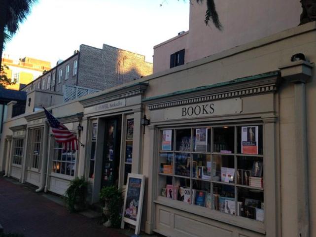 E Shaver Bookseller in Savannah