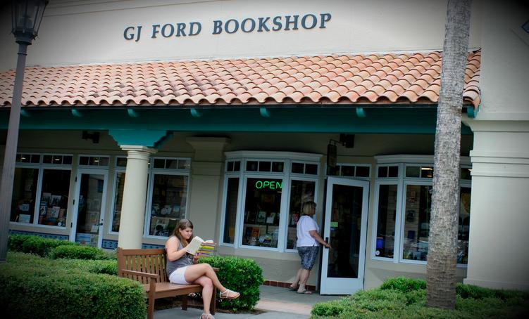 G.J. Ford Bookshop at St. Simons Island