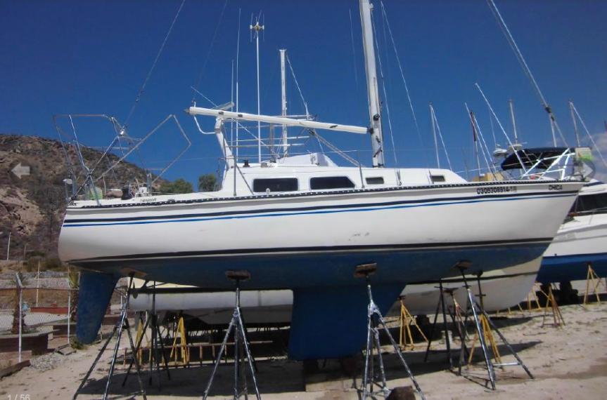 Newport 30 MKIII