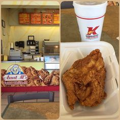 Gas Station Chicken
