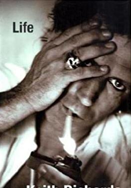 Keith Richards Book