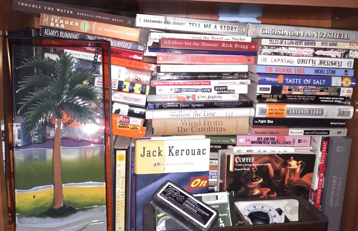 All kinds of books