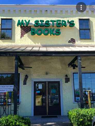 My Sister's Books in Pawleys Island